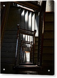 Down The Stairs Acrylic Print
