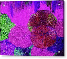 Downpour 4 Acrylic Print by Bruce Iorio