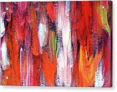 Downpour Of Joy Acrylic Print