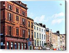 Downtown Dublin Acrylic Print