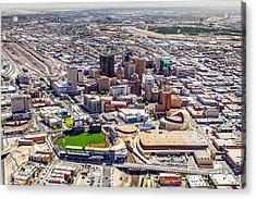 Downtown El Paso Acrylic Print