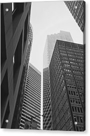 Downtown Empathy - Limited Run Acrylic Print by Lars B Amble