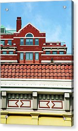 Downtown Fort Worth Acrylic Print