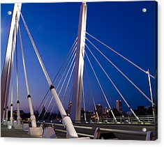 Downtown Gateway Acrylic Print