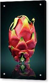 Dragon Fruit Or Pitaya  Acrylic Print