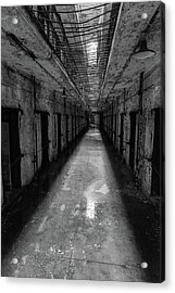 Drainage Acrylic Print by Kristopher Schoenleber