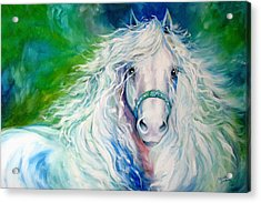 Dream Andalusian Acrylic Print