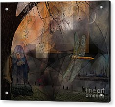 Dream Bearers Acrylic Print by Mimulux patricia no No
