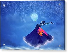 Dream Dancing Acrylic Print