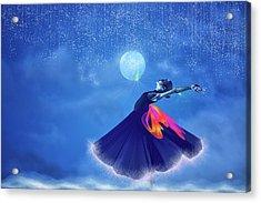 Dream Dancing Acrylic Print