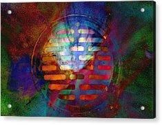 Dream Drain Acrylic Print by John Ricker