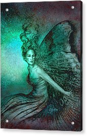 Dream Fairy Acrylic Print