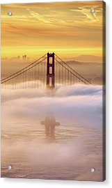 Dream Gate Acrylic Print by Vincent James