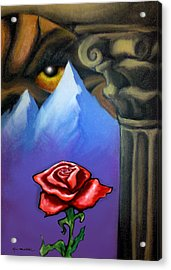 Dream Image 5 Acrylic Print by Kevin Middleton