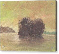Dream Island Iv Acrylic Print