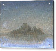 Dream Island Vl Acrylic Print