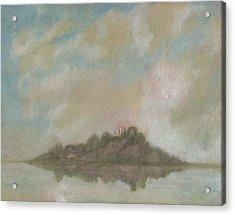 Dream Island V Acrylic Print