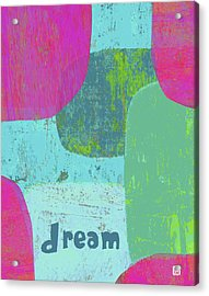 Dream Acrylic Print