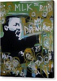 Dream Moore Acrylic Print