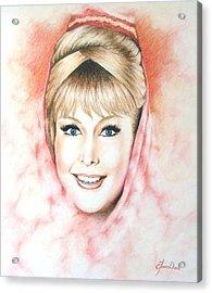 Dream Of Jeannie Acrylic Print