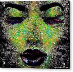 Dream On Acrylic Print
