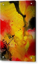 Dream On Acrylic Print by Nicole Lee
