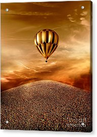 Dream Acrylic Print by Jacky Gerritsen