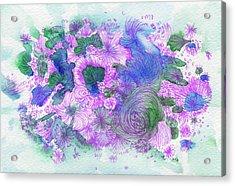 Dream - #ss16dw054 Acrylic Print by Satomi Sugimoto