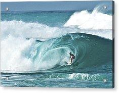 Dream Surf Acrylic Print