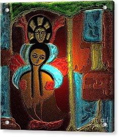 Dream - The Music Of Soul Acrylic Print