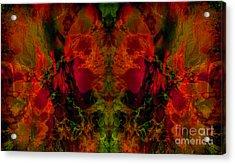 Dream Weaver  Acrylic Print by Tlynn Brentnall