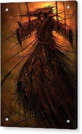 Dreamcoat Acrylic Print by Philip Straub