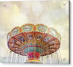 Dreamer - Nostalgic Summer Carnival Acrylic Print
