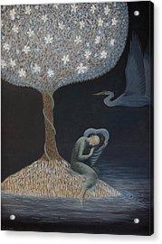 Dreamer Acrylic Print by Tone Aanderaa