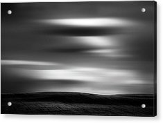 Acrylic Print featuring the photograph Dreaming Clouds by Dan Jurak