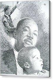 dreaming II Acrylic Print by Otis  Cobb