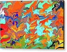 Dreaming  Acrylic Print by James Mancini Heath