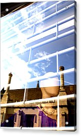 Dreaming Of Spires Acrylic Print by Jez C Self