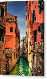 Dreaming Of Venice  Acrylic Print