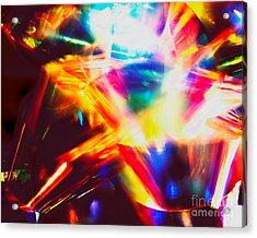 Dreaming Red Acrylic Print by Hideaki Sakurai