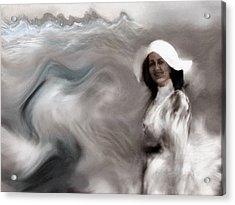Dreams #080 Acrylic Print by Viggo Mortensen