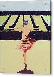 Dreams Of A Dancer Acrylic Print