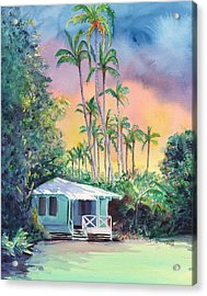 Dreams Of Kauai Acrylic Print
