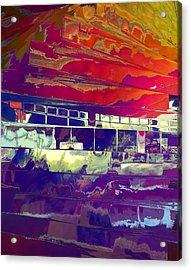 Dreamship Acrylic Print