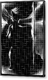 Acrylic Print featuring the digital art Dreamtime by James Lanigan Thompson MFA