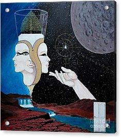 Dreamtime Acrylic Print