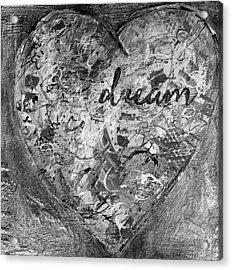 Dreamvariation Acrylic Print