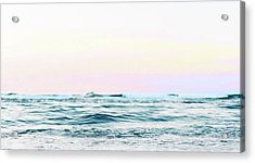 Dreamy Ocean Acrylic Print
