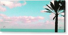 Dreamy Ocean View Acrylic Print