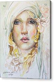 Dreamy Acrylic Print